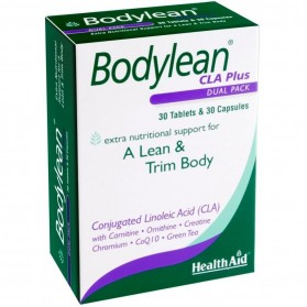 Health Aid Bodylean Cla 30cap. Κάψουλες Συζευγμένου Λινολεϊκού Οξέως