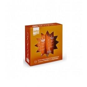 LUXURIOUS PACK SUNSCREEEN FACE CREAM SPF50 75ml & SUNSCREEN BODY CREAM SPF50 200ml