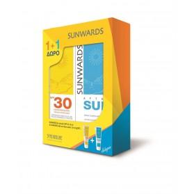 SYNCHROLINE AKNICARE SUNWARDS SPF30+AFTER SUN FACE CREAM