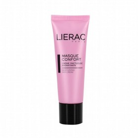 Lierac Masque Confort Μάσκα Προσώπου Με Ροζ Άργιλο 50ml