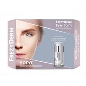 FREZYDERM Eye Balm 15ml & Δώρο Active Block 15ml + Revitalizing Serum 5ml