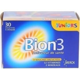 BION 3 JUNIOR 30TABS