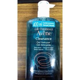 AVENE CLEANANCE GEL NETTOYANT 400ML- ΟΙΚΟΝΟΜΙΚΗ ΣΥΣΚΕΥΣΑΣΙΑ