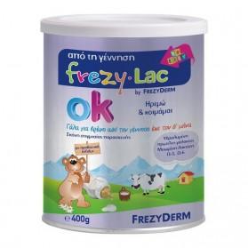 FREZYLAC OK Γάλα για βρέφη Ηρεμώ & κοιμάμαι - 400g