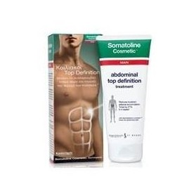 SOMATOLINE COSMETIC MAN TOP DEFINITION TREATMENT abs