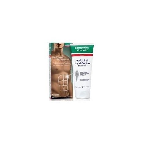 SOMATOLINE COSMETIC MAN TOP DEFINITION ΑΓΩΓΗ ΚΟΙΛΙΑΚΟΙ