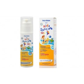 Frezyderm Kids Sun Care SPF50 + - Children sunscreen emulsion (150ml) / For face and body
