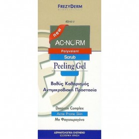 FREZYDERM PEELING GEL 40ml