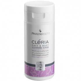 PHARMASEPT CLERIA FACE & BODY CLEANSING SCRUB 150ml