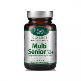 POWER HEALTH CLASSICS PLATINUM RANGE MULTI SENIOR 50+ 30s