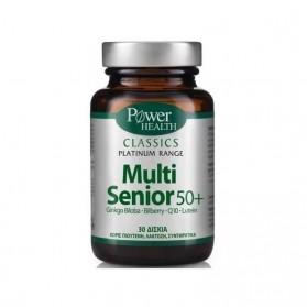 POWER HEALTH CLASSICS PLATINUM RANGE MULTI SENIOR 50+ 30s