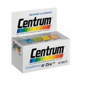 CENTRUM A-ZINC 60 ΔΙΣΚΙΑ
