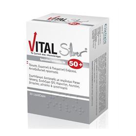 VITAL SILVER PLUS Q10 30 caps