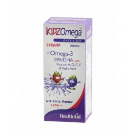 HEALTH AID KIDZ OMEGA LIQUID 200ML