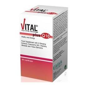 VITAL PLUS Q10 60CAPS