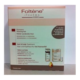 FOLTENE SET HAIR AND SCALP TREATMENT WOMEN