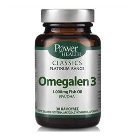 POWER HEALTH CLASSICS PLATINUM RANGE OMEGALEN 3 30s
