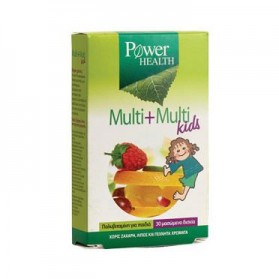 POWER HEALTH MULTI MULTI KIDS 30s