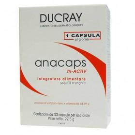 DUCRAY ANACAPS TRI-ACTIV 30CAPS