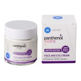 PANTHENOL EXTRA FACE & EYE CREAM 100ML-LIMITED EDITION