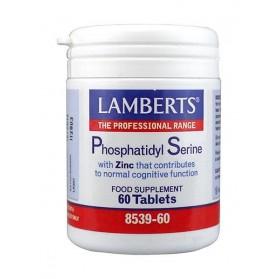 LAMBERTS PHOSPHATIDYL SERINE COMPL. 60TABS