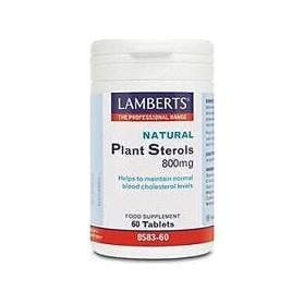 LAMBERTS PLANT STEROLS 800MG 90TABS
