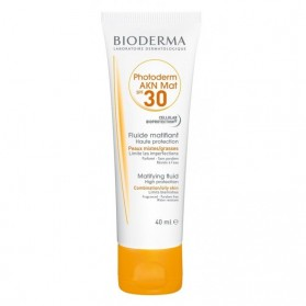 BIODERMA PHOTODERM AKN MAT FLUIDE SPF30 40ml