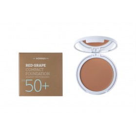 KORRES RED GRAPE FOUNDATION SPF 50+ MEDIUM SUNGLOW 2 ΑΝΤΙΗΛΙΑΚΗ ΠΟΥΔΡΑ