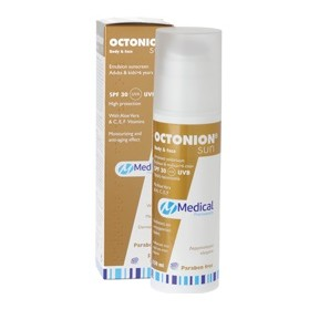 OCTONION Sun αντιηλιακό Body & Face 150ml