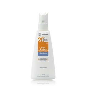 FREZYDERM CLEAR SPRAY SPF20