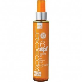 LUXURIOUS TANNING OIL SPF6