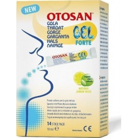 Otosan Throat Gel Forte 14 x 10 ml