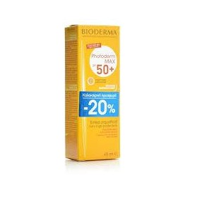 BIODERMA PHOTODERM MAX CREME DOREE SPF50+