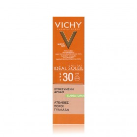 VICHY IDEAL SOLEIL ANTI ACNE SPF30 50ml