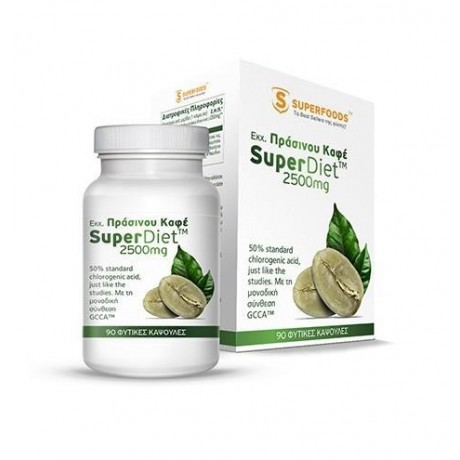 SUPERFOODS GREEN COFFEE