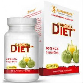 SUPERFOODS GARCINIA DIET 90CAPS