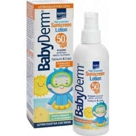 BABYDERM SUNSCREEN SPF50 200ML