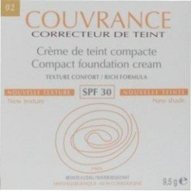 AVENE COMPACT FOUNDATION CREAM NATUREL 02 10gr