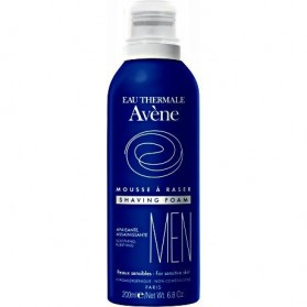 AVENE SHAVING FOAM FOR MEN 200ml