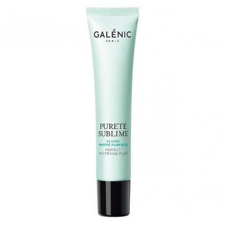 GALENIC Pureté sublime - Fluide matité parfait Λεπτόρρευστη κρέμα για ματ όψη 40ml