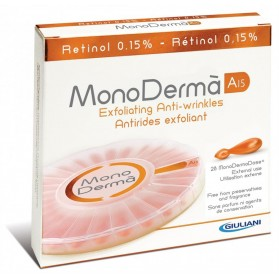 MONODERMA A15 EXFOLIATING ANTI-WRINKLES 28 ΜΟΝΟΔΟΣΕΙΣ
