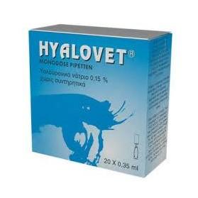 Hyalovet coll. 20amp.