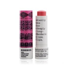 KORRES LIP BUTTER - Pink SPF15