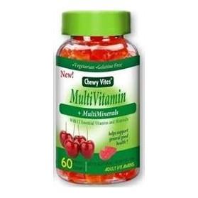 Μασώμενες πολυβιταμίνες plus multivitamin για ενήλικες