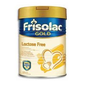 FRISOLAC LACTOSE FREE 400GR