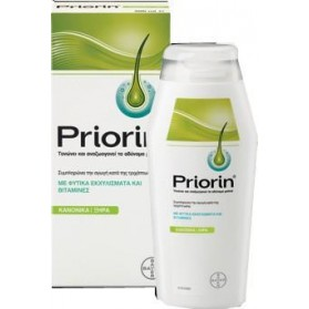 PRIORIN SHAMPOO FOR NORMAL / DRY HAIR 200ML
