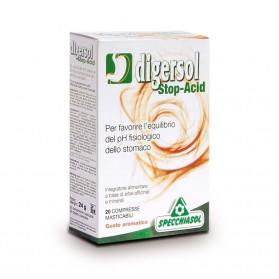 Specchiasol Digersol Stop-Acid 20 κάψουλες