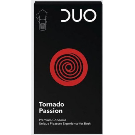 DUO Tornado passion X6