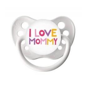 Mam πιπίλες i love my mummy x2 σιλικόνη 6+
