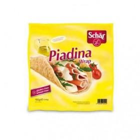 Schar Αραβική πίτα Piadina 160g (2x80g)